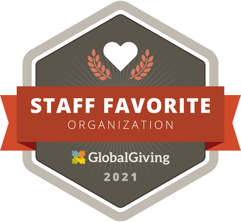 GlobalGiving Top-Ranked Organization 2021